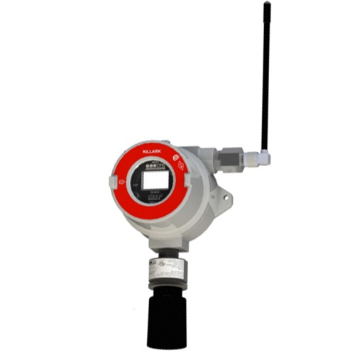 OI-6900 Group B Explosion Proof Dual Battery Powered WireFree Sensor Assembly