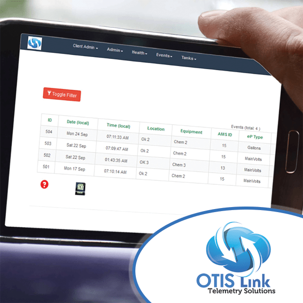 Telemetry Monitoring for All Industry Sectors - Otis Instruments