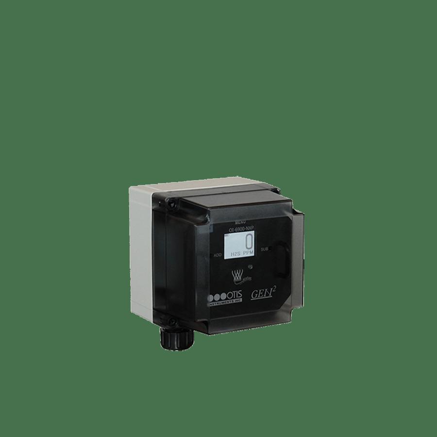 OI-6900-NXP Cube Sensor Assembly Black - Otis Instruments