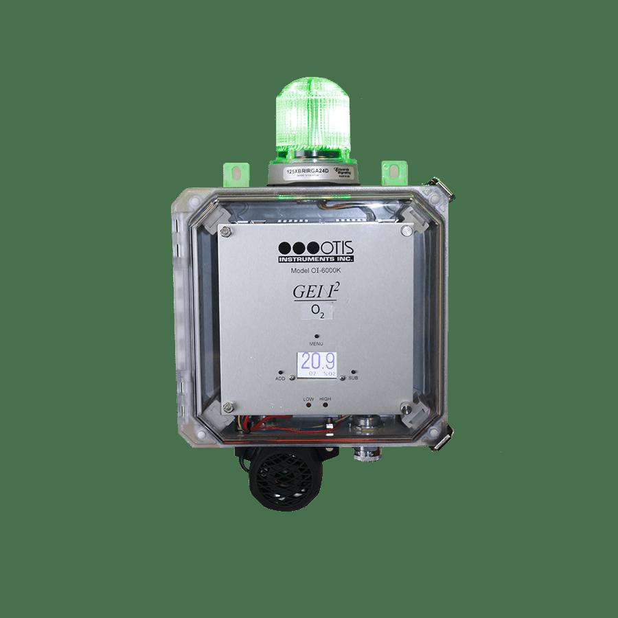 OI-6000K Sensor Assembly - Otis Instruments