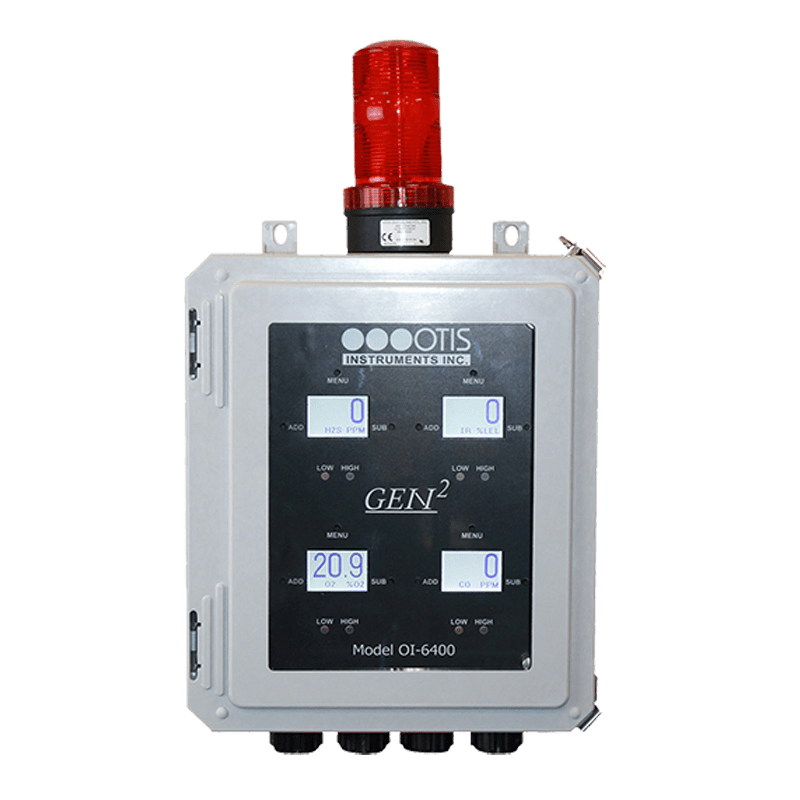 OI-6400 Sensor Assembly - Otis Instruments Inc