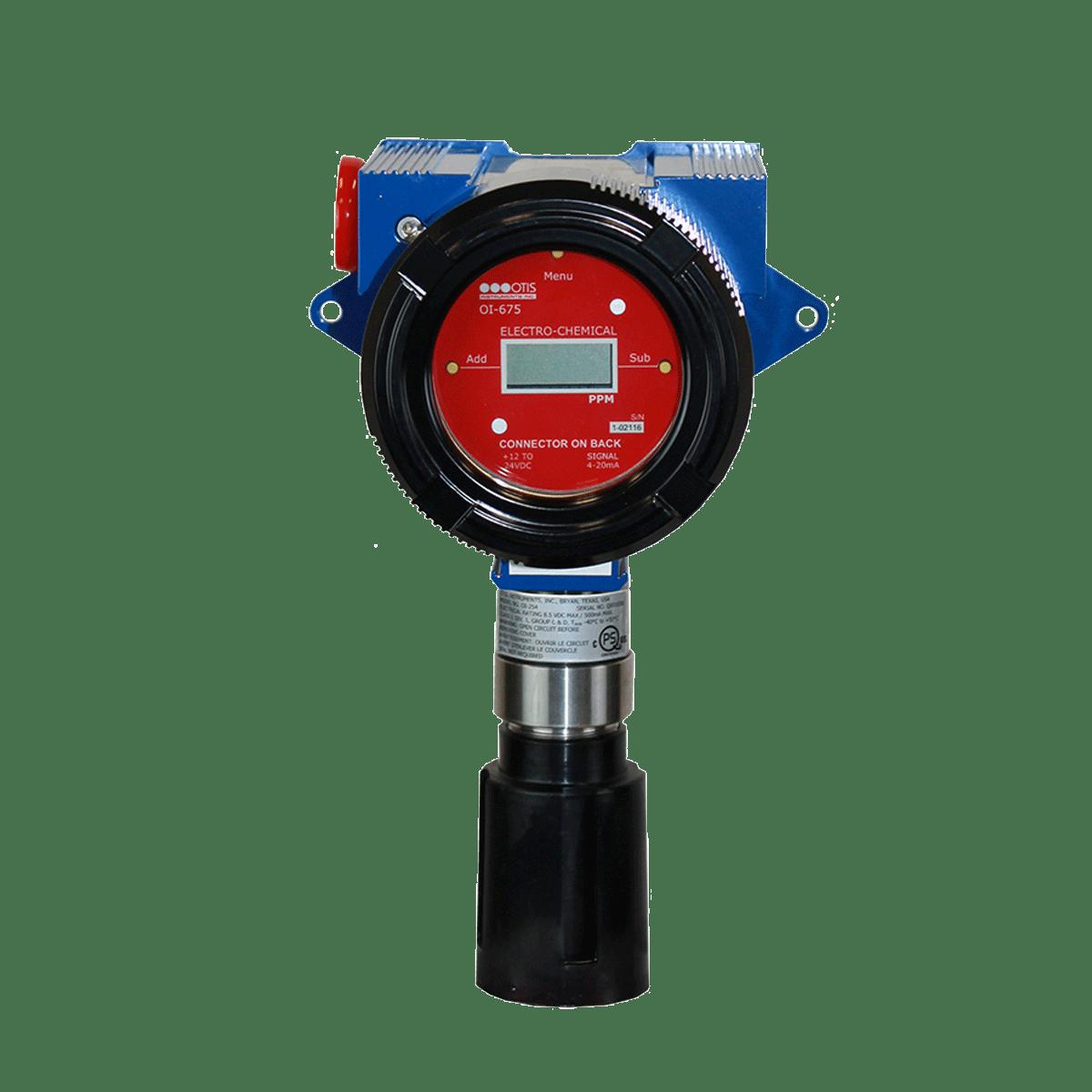 OI-675-Sensor-Assembly-(Front-View-2)---Otis-Instruments