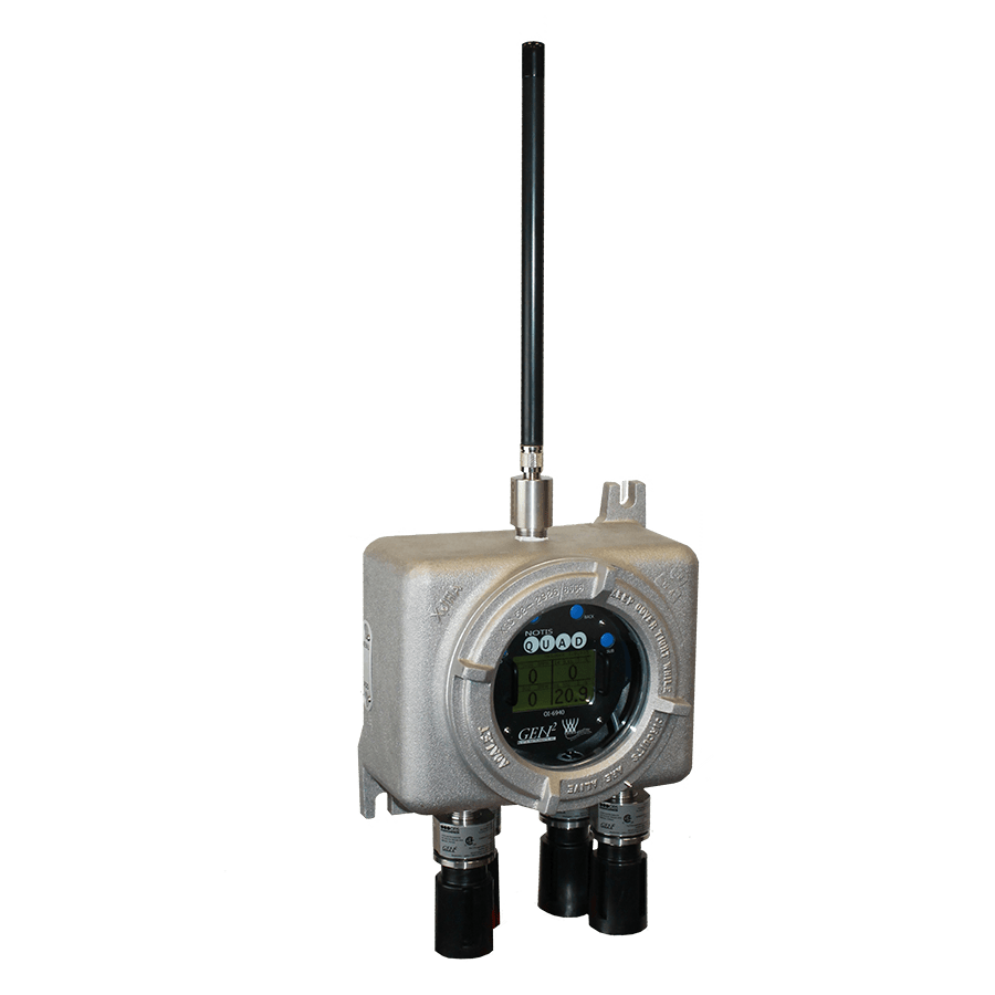 OI-6940 Sensor Assembly Notis Quad - Otis Instruments