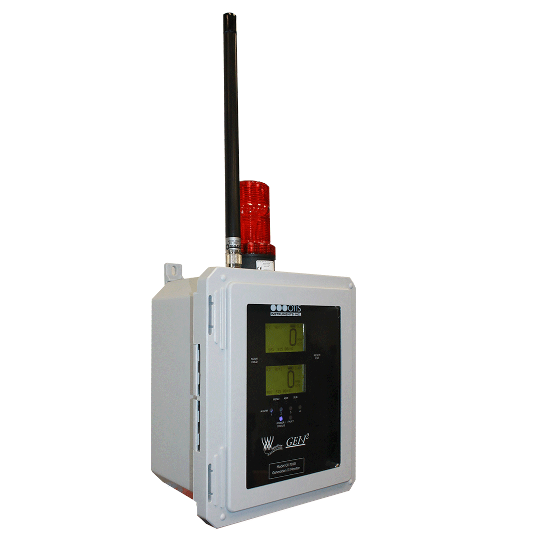 OI-7010 Gen II Monitor - Otis Instruments