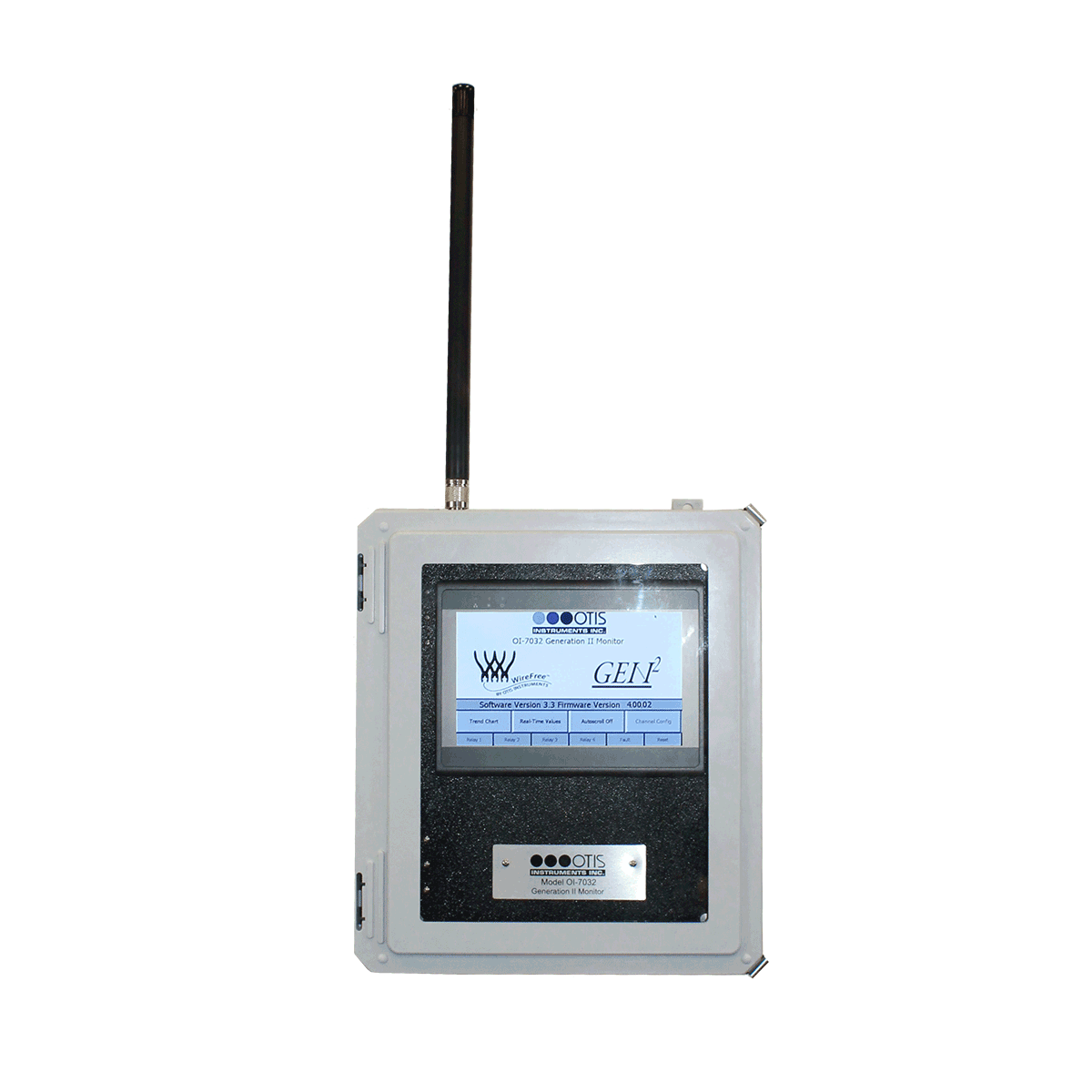 OI-7032 Monitor - Otis Instruments