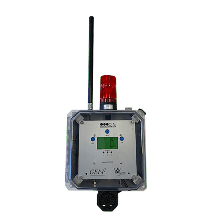OI-7543 Controller - Otis Instruments