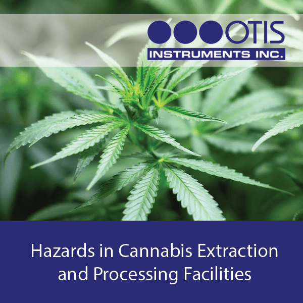 Hazards in Cannabis Extraction and Processing Facilities - Otis Instruments