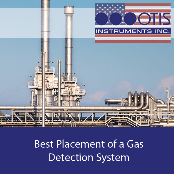 Best Placement of a Gas Detection System - Otis Instruments