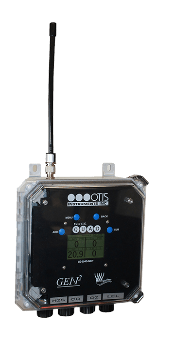 Portable vs. Fixed Gas Detection Systems - Otis Instruments, Inc.