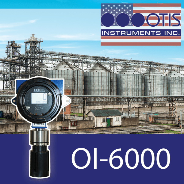 OI-6000 for Gas Detection in Hazardous Environments - Otis Instruments