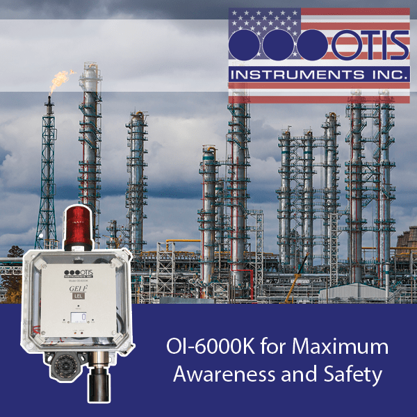 OI-6000K for Maximum Awareness and Safety - Otis Instruments